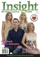 Insight Magazine July '11 Cover