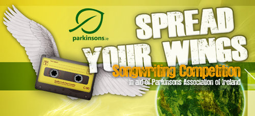 Parkinsons Association Online Song Writing Competition