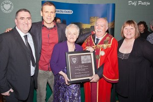 Historic Civic Reception in Southill