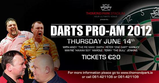 Darts Pro-Am 2012