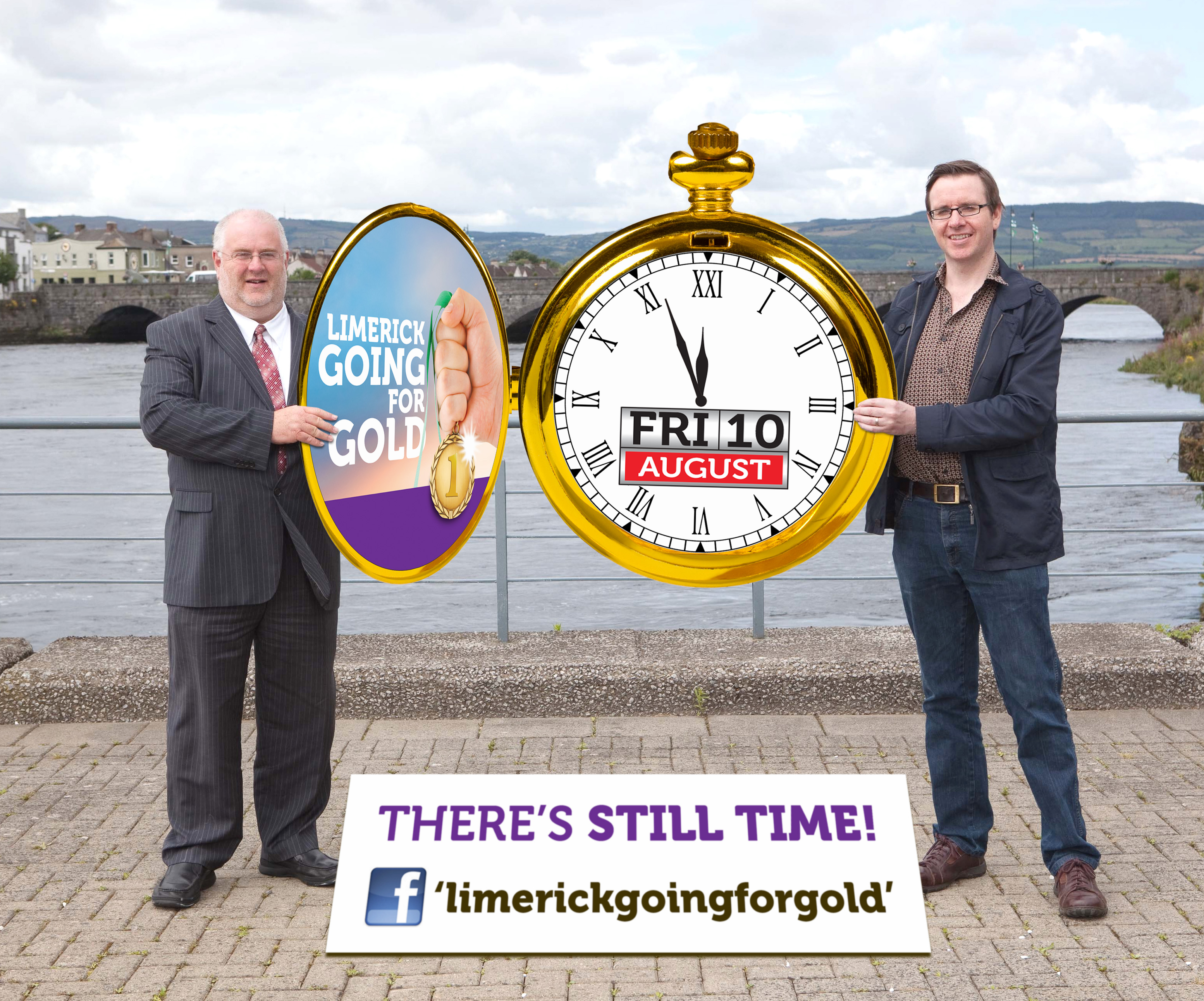 Limerick Going for Gold