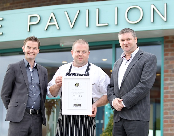 The Pavilion Restaurant Limerick