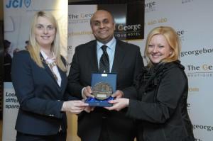JCI Limericks Friendly Business Awards 2012