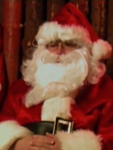 Santa In Limerick