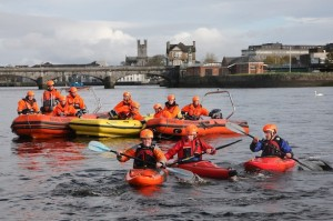 Limerick City Search & Rescue Unit are adapting to the needs of the Limerick Community