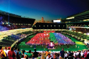 Gay Games VII Opening Ceremony