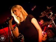 Jenny Mc Mahon of Limerick band Delorean Suite. Photo Laur Ryan
