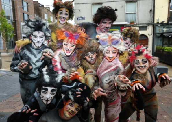 The TOMCAT Street Festival 2013 will take place in Limerick during the June Bank Holiday Weekend. Picture Keith Wiseman