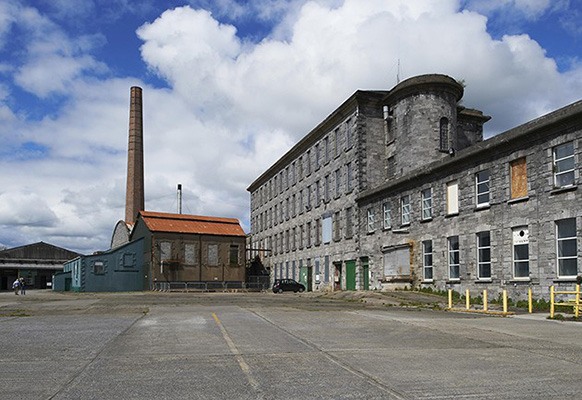 Cleeve's Condensed Milk Factory