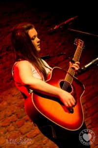 """14 Year old Limerick singer/songwriter Leah Melling performed at the 'That's Limerick"""" event in Dublin. Picture: Laur Ryan"""