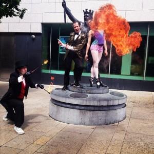 Elemental Arts & Culture Festival Limerick 2013