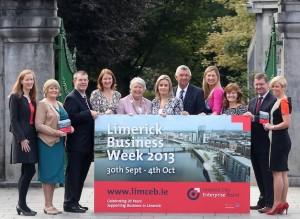 Limerick Business Week 2013
