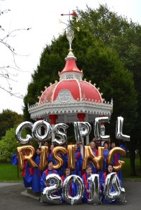 Gospel Rising Festival 2014 is coming to Limerick