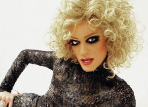 The Queen herself Panti Bliss