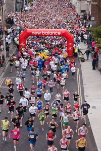 The very first Great Limerick Run in 2010. Picture Dolf Patijn