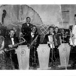 2. Photo of Bud Clancy and band, Galway Dance Week (1949). Photo contributed by Marie McDarby.