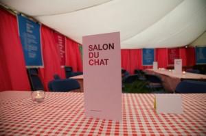 Salon du Chat - a nod to Bohemian conversation culture with a modern twist.