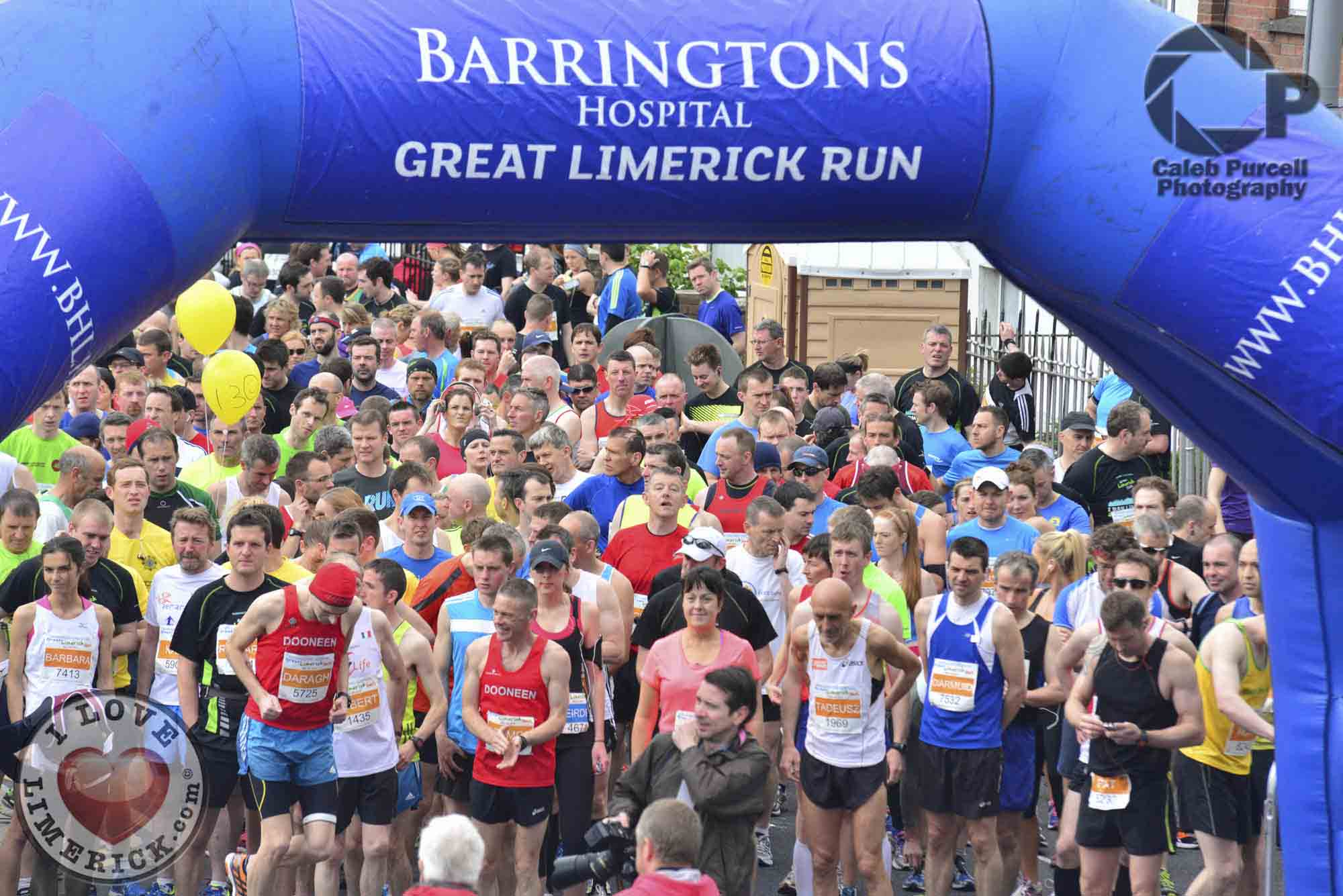 Help Your Chosen Charity with Barringtons Hospital Great Limerick Run