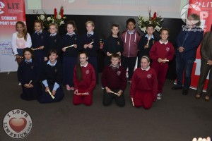 Limerick Instituture of technology awards 2014