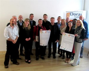 Doras Luimní invited local election candidates to sign the Anti-Racism Election Protocol