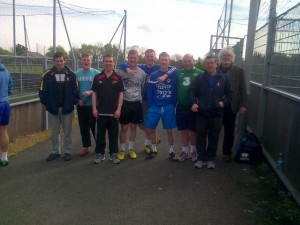 Some of the Limerick Representatives taking part in the league.