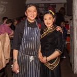 Chef Eddie Ong Chok Fong and his wife Jenny. Photo by Dolf Patijn.