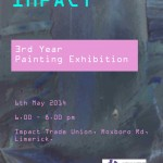 The Impact Exhibition will run from May 6 -9.