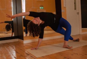 Sara has taught Core Strength Vinyasa for over three years.