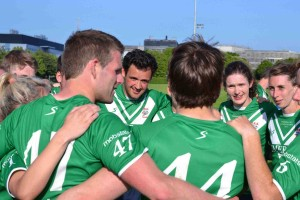 Limerick Mixed Huddle - All Ireland Regional Tag Rugby Championships