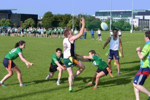 Limerick v London Mixed Final - All Ireland Regional Tag Rugby Championships