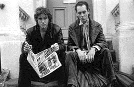 Withnail & I will be shown at 'Movies at the Market' on Saturday July 12.
