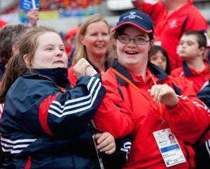 Special Olympics Parade 2014