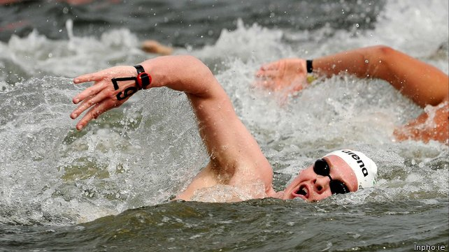 Olympic Local to compete in Thomond Swim