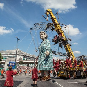 Royal de Luxe: 'The Giants Journey' Unveiled