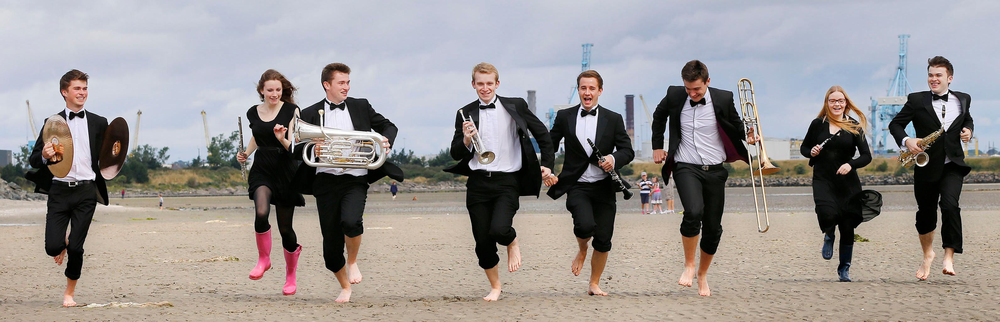 Irish Youth Wind Ensemble 2014