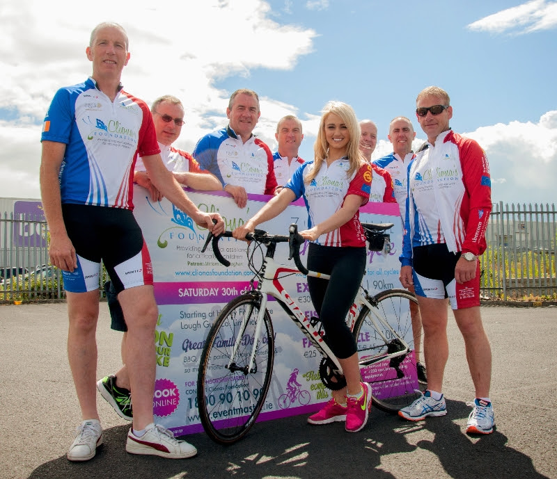 Cliona's Foundation Cycle 2014