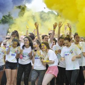 Colour Dash comes to Limerick