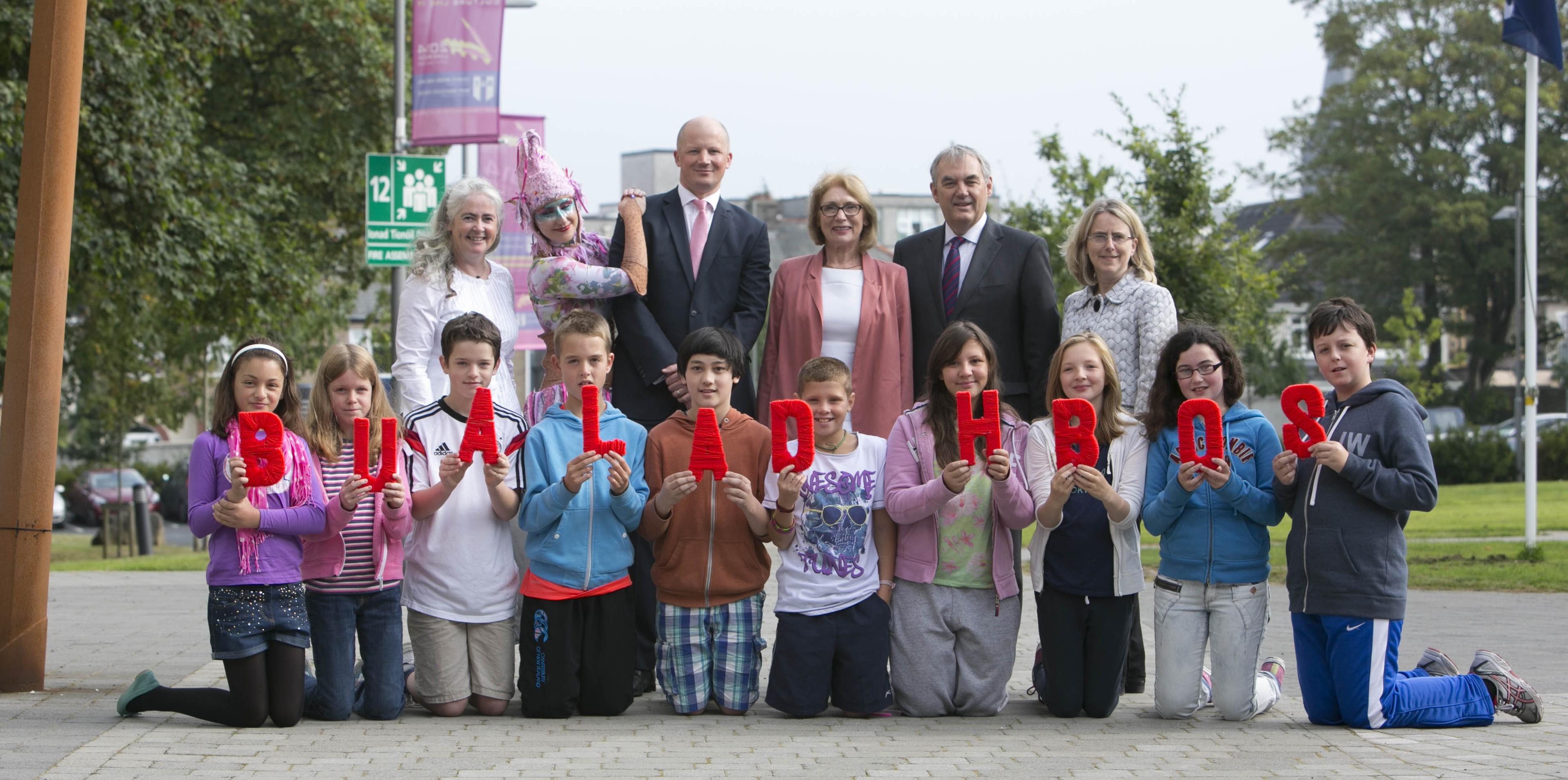 Bualadh Bos Childrens Festival