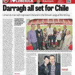 Limerick Chronicle Column August 5 2014