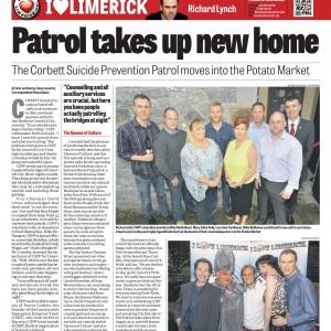 Limerick Chronicle Column August 11 2014