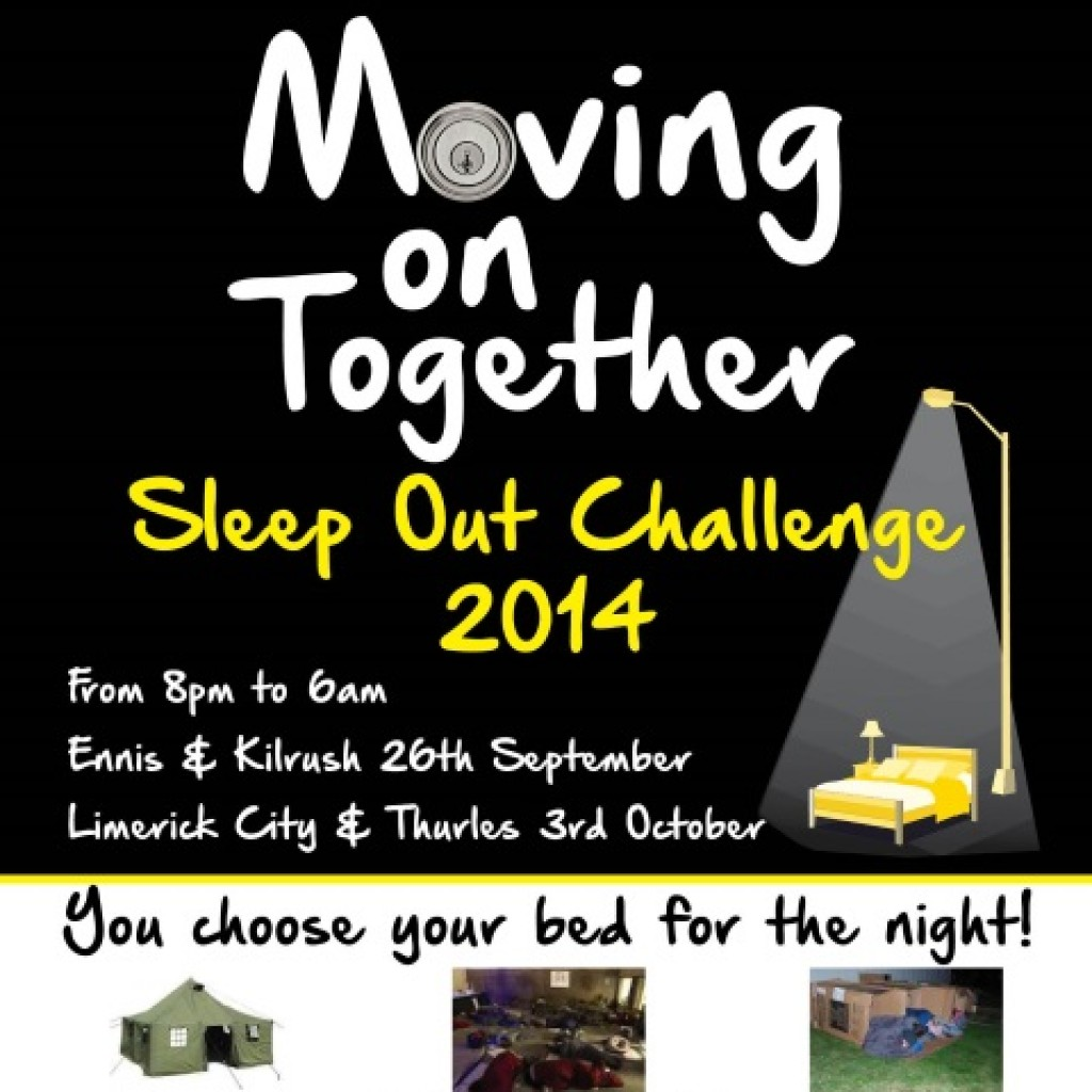 Sleep Out Challenge 2014