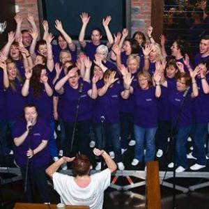 Unity Gospel Choir Limerick, founded by Director Gretta McCormack-O'Shea M.A.