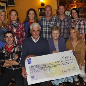 Barn Dance raises funds for Charity