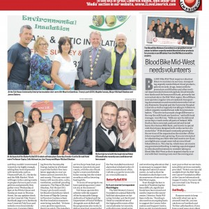 Limerick Chronicle Column September 16 2014