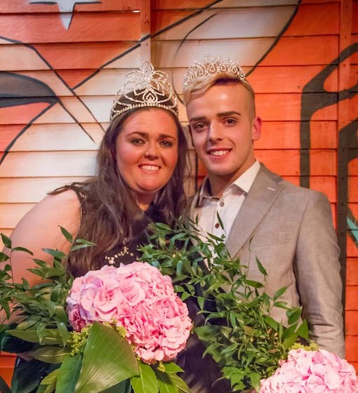 Mr and Ms Gay Limerick 2014