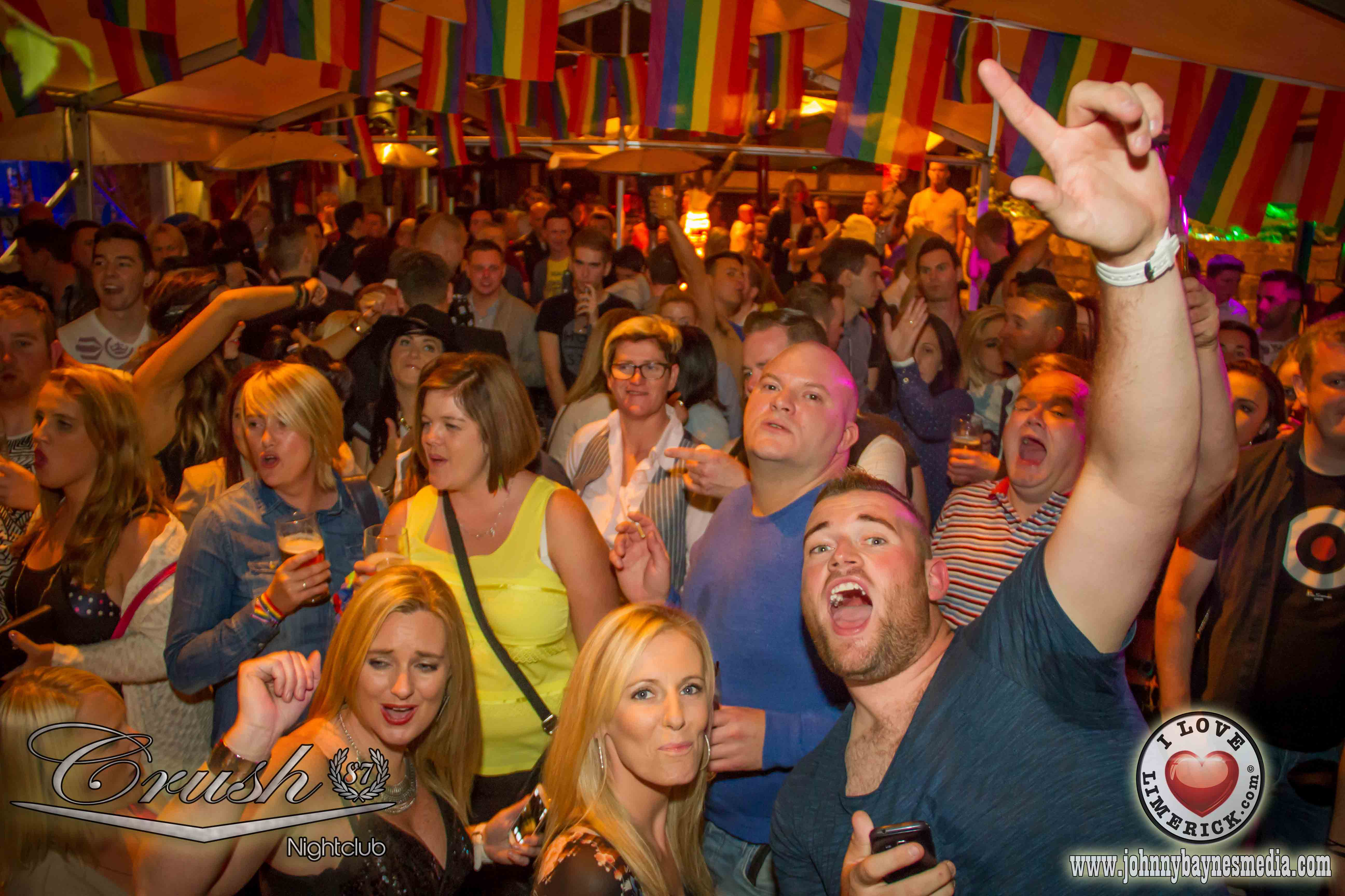 PHOTOS - Limerick Pride 2014 Afterparty Crush