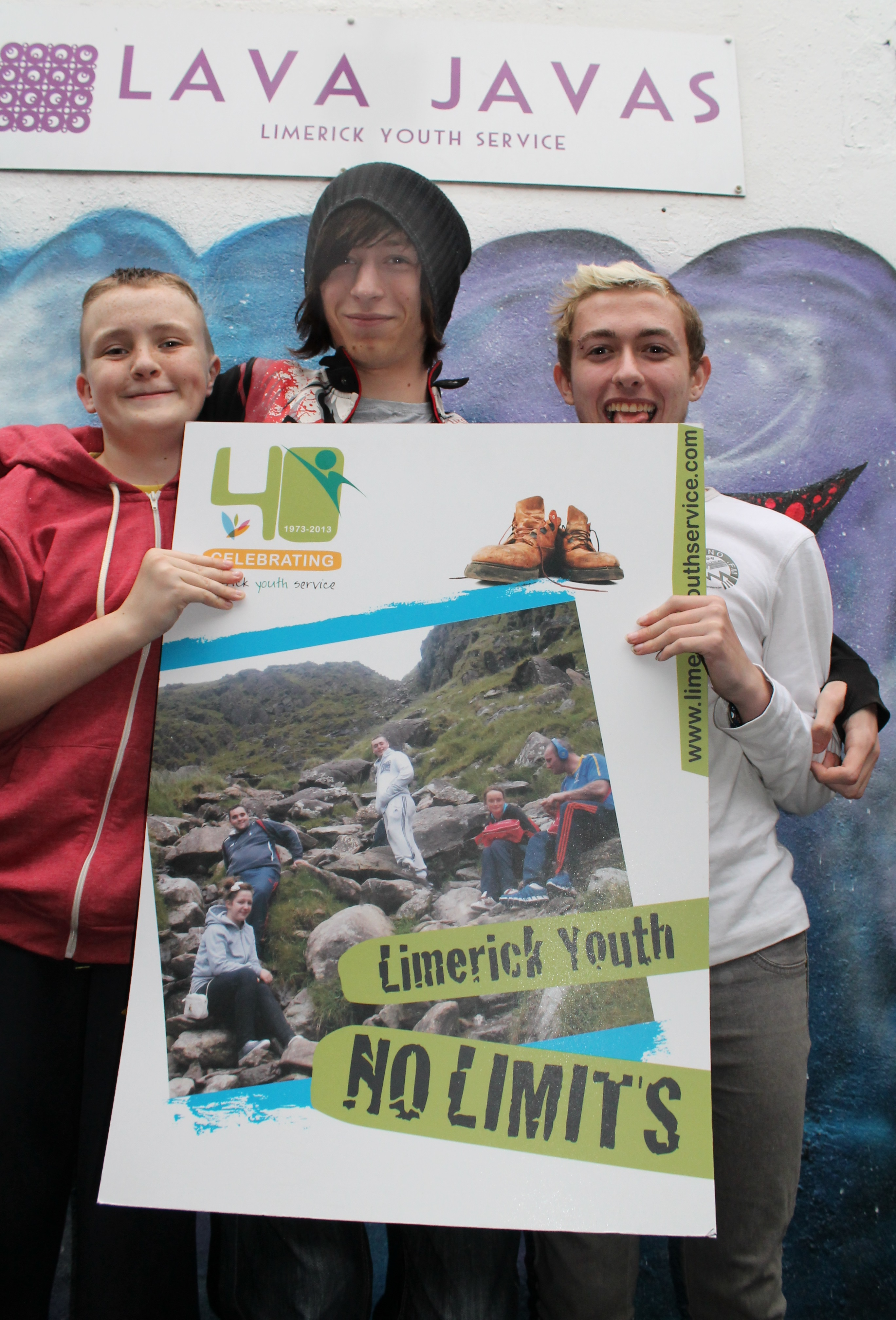 Limerick Youth Service Would Like to Hear from You!