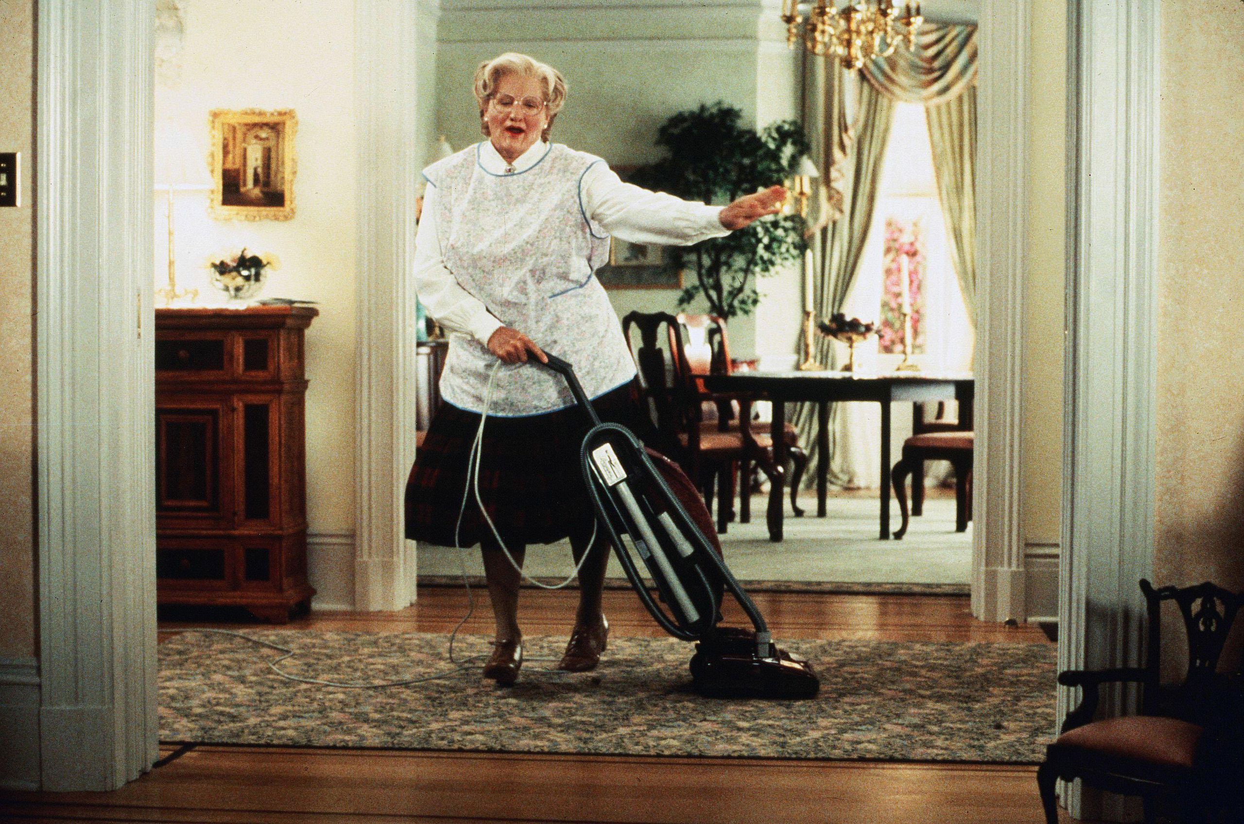 Mrs Doubtfire screening in aid of ADAPT