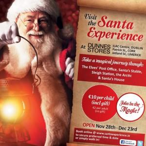 Santa Exp - Facebook advert all 3