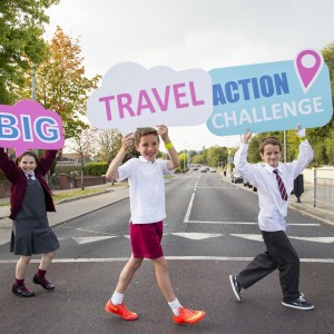 Smarter Travel initiative aims to reduce car journeys in Limerick
